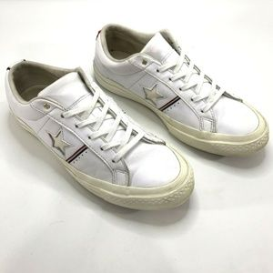 Converse One Star Unisex Leather OX Chuck Sneakers